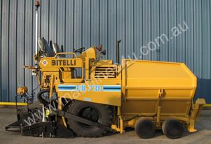 SOLD - Factory Overhauled Bitelli BB730 Paver
