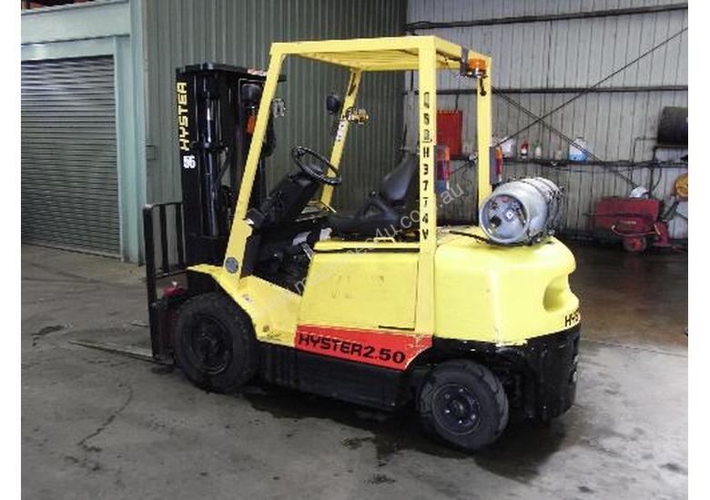 Hyster H2.50DX