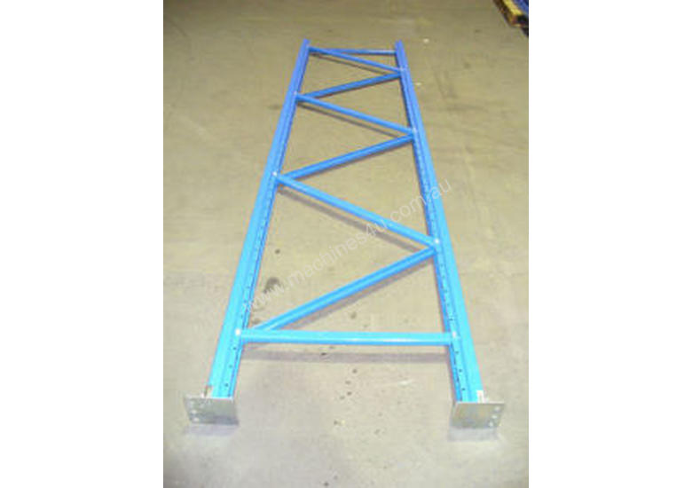 new mr pallet pallet racking 4887mm high frame shelving in west