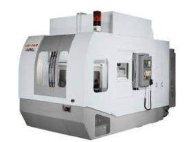 Leadwell Moving Column Horizontal Machining Centre - picture0' - Click to enlarge