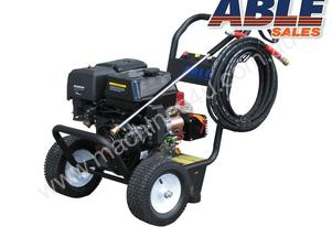 Petrol Washer Elect/Pull Start 4000PSI