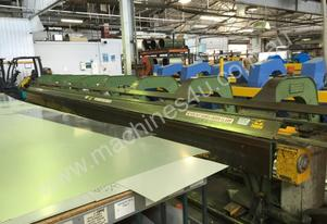 USED - Machine Makers - Slitter Folder - 8m x 1.2m