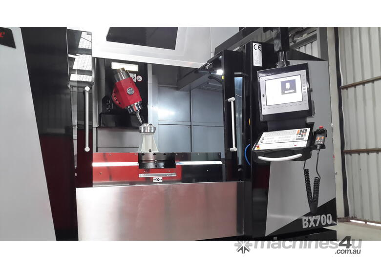 Large Capacity 5 Axis - 20% Discount Offer
