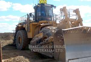 Caterpillar LARGE WHEEL DOZER 676kW