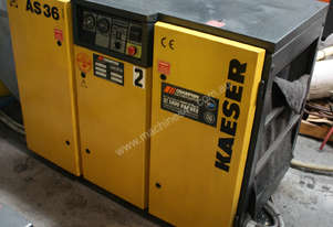 AS 36 7.5bar screw compressor 22kw 125 CFM