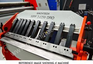 Machtech MPF 2-2400 DRO Folder. IMMEDIATE DELIVERY