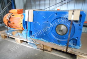 ELECTRIC MOTOR & REDUCTION DRIVE RA