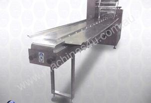 Ernest Fleming Stainless-Steel Flow-Wrapper