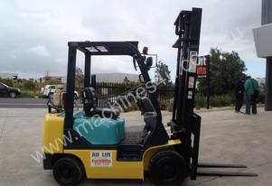 Hyster Forklifts ALH005