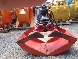 Hiab Hydraulic Grab Grapple Rotating - picture0' - Click to enlarge