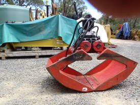 Hiab Hydraulic Grab Grapple Rotating - picture4' - Click to enlarge