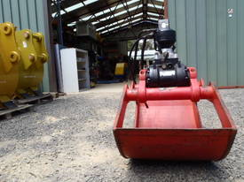 Hiab Hydraulic Grab Grapple Rotating - picture6' - Click to enlarge