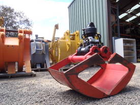 Hiab Hydraulic Grab Grapple Rotating - picture8' - Click to enlarge