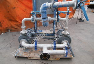 Harland twin pump set  twin pump set