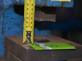 John HEINE screw fly press on stand - picture3' - Click to enlarge
