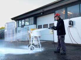 NEW Industrial Gerni Blue Pressure Cleaner (SC UNO 4M 140/620 PS) Alpha Booster 3-26 - picture4' - Click to enlarge