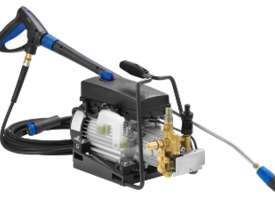 NEW Industrial Gerni Blue Pressure Cleaner (SC UNO 4M 140/620 PS) Alpha Booster 3-26 - picture5' - Click to enlarge