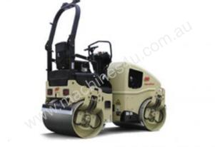 1.6 TONNE SMOOTH DRUM COMPACTION ROLLER WITH TRAIL