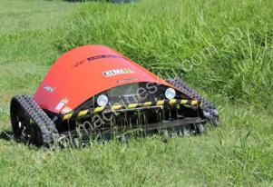 Remote Controlled Langstra Slope Mower - Australian Made