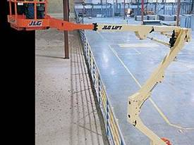 JLG M450AJ Electric Boom Lift - picture0' - Click to enlarge