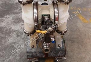Wilden Diaphragm Pump - In/Out:38mm.