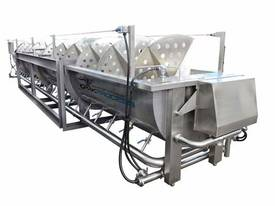 Continuous Bag/Pouch Spin Chiller