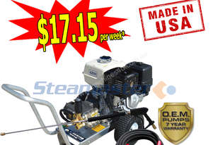 Hurricane 1528 Petrol High Pressure Water Cleaner
