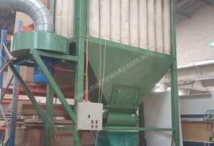 Wheel-Air Model GE.10 SMRV Dust Collector.