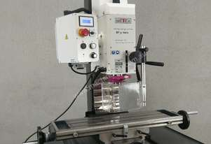 PRE-ORDER BF30V Milling Machine Geared Head Variable Speed METEX OPTI Mill Drill Tapping Mode