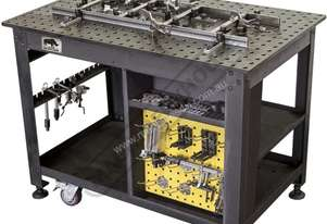 TDQ612075-K1 Rhino Cart Mobile Fixturing Station 1