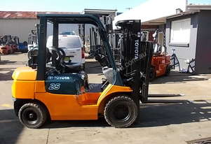 TOYOTA Forklift Hire From $125/w Ready For Work