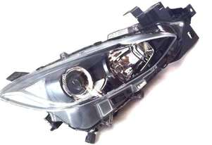 Genuine MAZDA 3 B45A-51030 Halogen Headlight