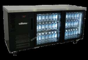 Williams 2 Door Back Bar Chiller HBS2UGDCBB