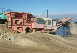 SANDVIK QJ340 JAW CRUSHER