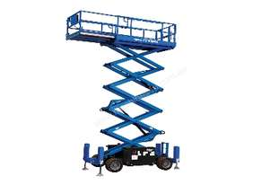 THE NEW GS™-69 BE SCISSOR LIFT