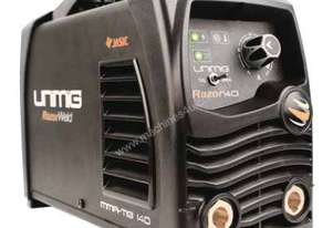 Unimig Razor ARC140 Inverter Welder inc Carry Case
