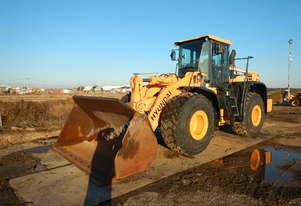2012 Hyundai HL770-9 Wheel Loader