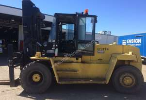 Used Hyster 16T Counterbalance Forklift