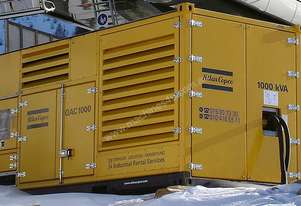 Prime Mobile Generator QAC 1000 Temporary Power Generator