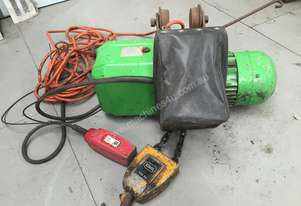 Stahl  Hoist Electric