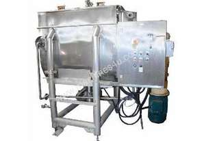 Paddle Mixer / Blender (Jacketed, Single Shaft)
