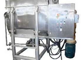 Paddle Mixer / Blender (Jacketed, Single Shaft) - picture2' - Click to enlarge