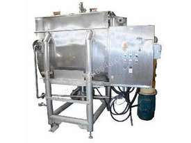 Paddle Mixer / Blender (Jacketed, Single Shaft) - picture7' - Click to enlarge