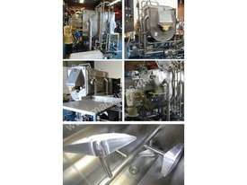 Paddle Mixer / Blender (Jacketed, Single Shaft) - picture10' - Click to enlarge