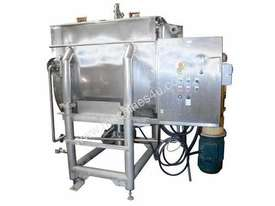 Paddle Mixer / Blender (Jacketed, Single Shaft) - picture12' - Click to enlarge