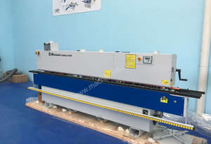 NikMann KZM6-RTF-v22 edge banding machine with Pre-Mill and Corner Rounder