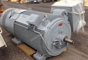750 kw 1000 hp 2 pole 6600 v Electric Motor