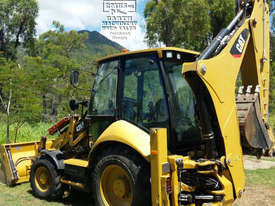 CAT 428F Backhoe with only 300hrs.  E.M.U.S MS349D - picture1' - Click to enlarge