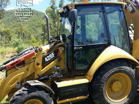CAT 428F Backhoe with only 300hrs.  E.M.U.S MS349D - picture2' - Click to enlarge