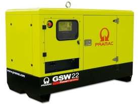 Pramac 14kVA Single Phase Rental Ready Perkins Diesel Generator - picture0' - Click to enlarge